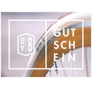 Gutschein DesignYourBike