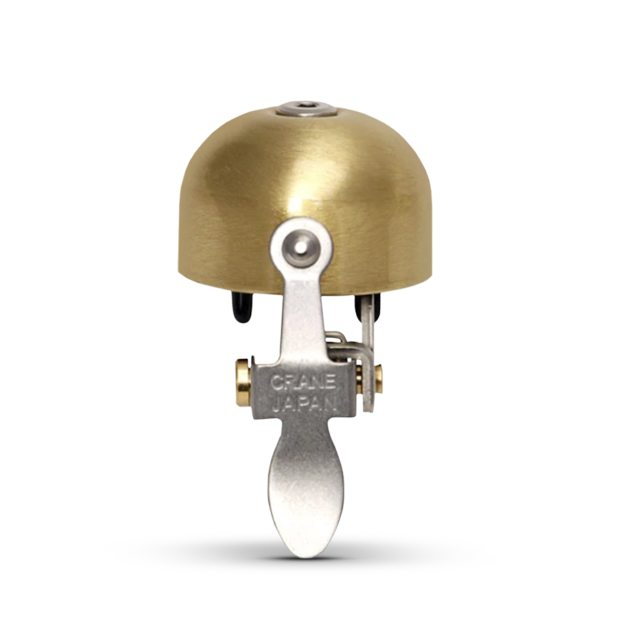 E-NE Crane Klingel Gold mit silber