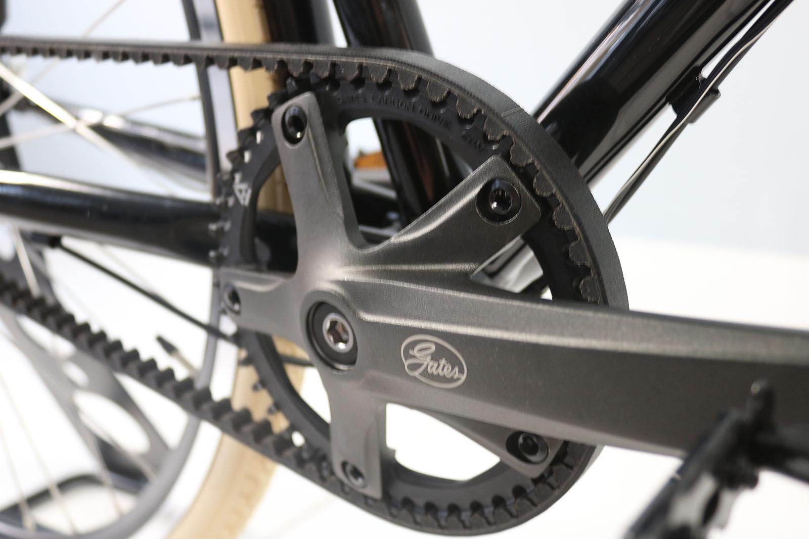Riemenantrieb Gates Riemen - Black Edition DYB Bike