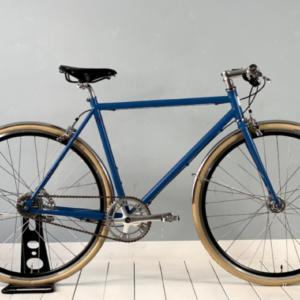 Brillantblau Matt Bike DE