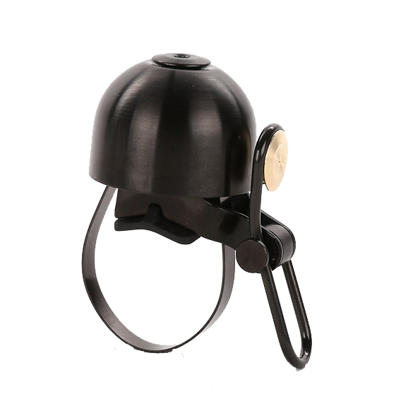 spurcycle Produktbild Seitlich in Schwarz